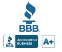 BBB Award Evergreen Roofing Charlotte